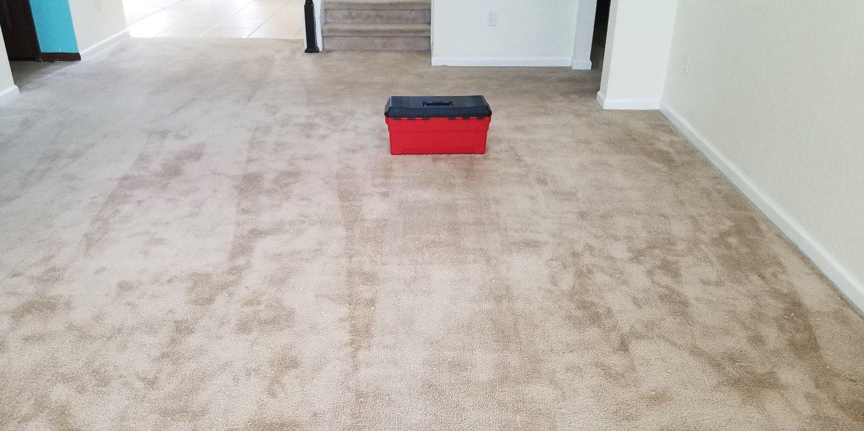 Residential Carpet Stretching